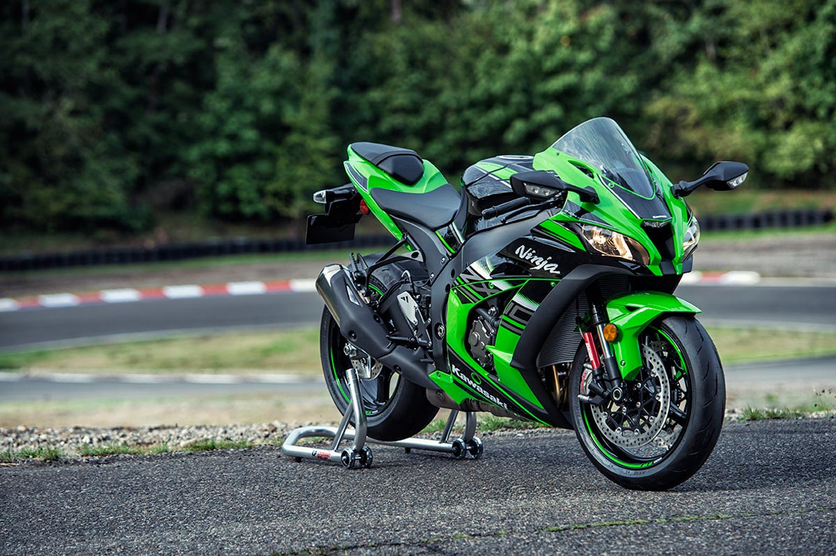 2016 Kawasaki Ninja ZX-10R KRT Edition in Cedar Falls, Iowa - Photo 75
