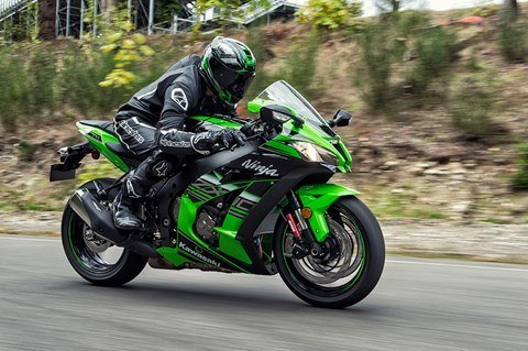2016 Kawasaki Ninja ZX-10R KRT Edition in Cedar Falls, Iowa - Photo 76