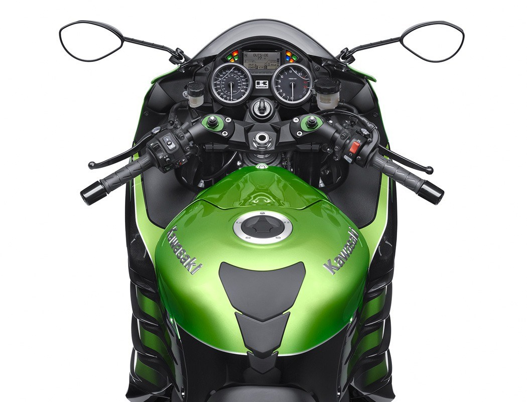 2016 Kawasaki Ninja ZX-14R ABS in North Reading, Massachusetts - Photo 6