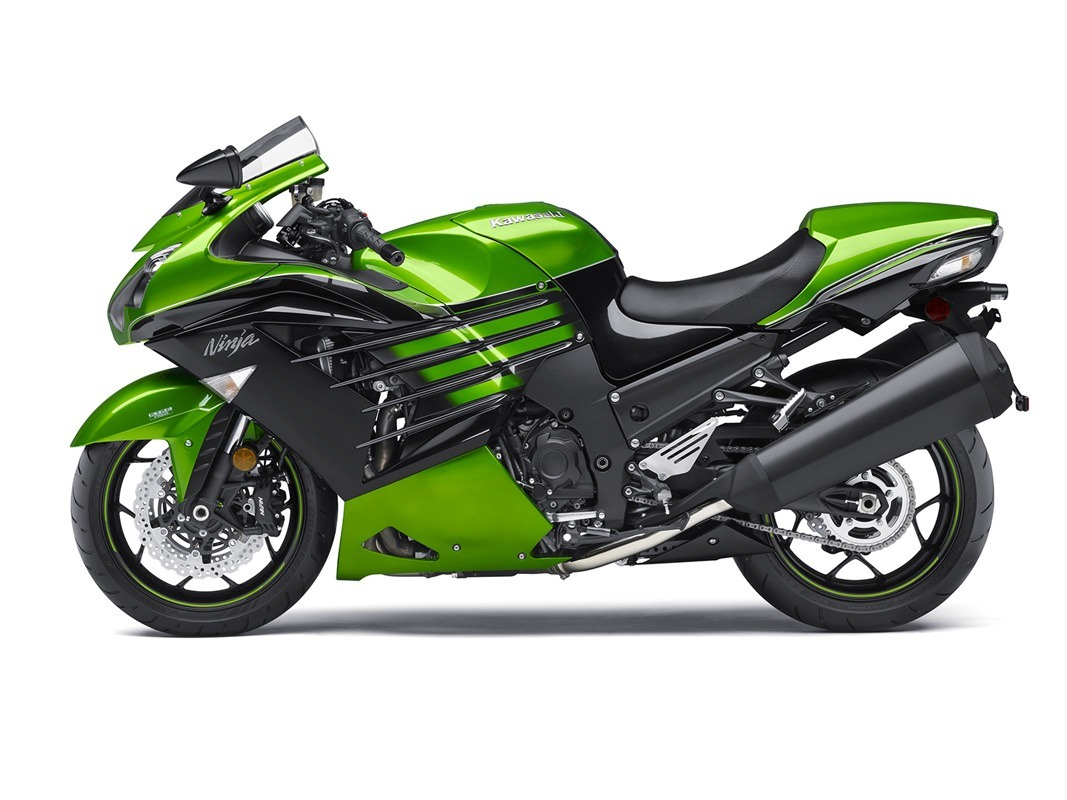 2016 Kawasaki Ninja ZX-14R ABS in New Castle, Pennsylvania