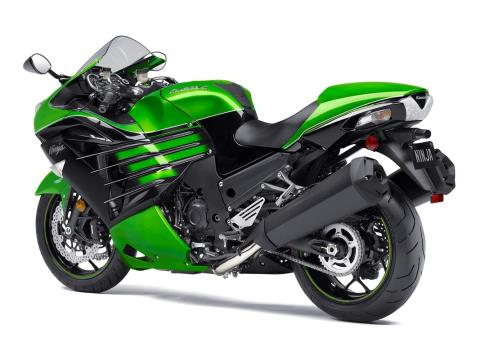 2016 Kawasaki Ninja ZX-14R ABS in North Reading, Massachusetts - Photo 2