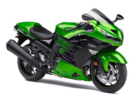 2016 Kawasaki Ninja ZX-14R ABS in North Reading, Massachusetts - Photo 4