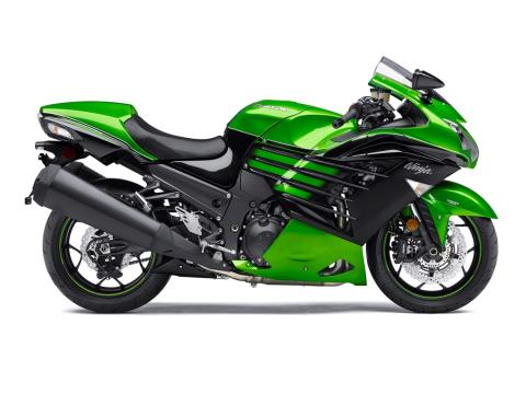 2016 Kawasaki Ninja ZX-14R ABS in North Reading, Massachusetts