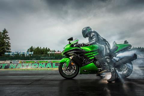 2016 Kawasaki Ninja ZX-14R ABS in North Reading, Massachusetts - Photo 10
