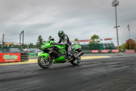 2016 Kawasaki Ninja ZX-14R ABS in North Reading, Massachusetts - Photo 16