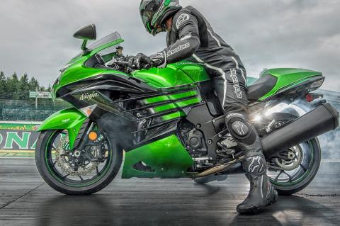 2016 Kawasaki Ninja ZX-14R ABS in Massillon, Ohio