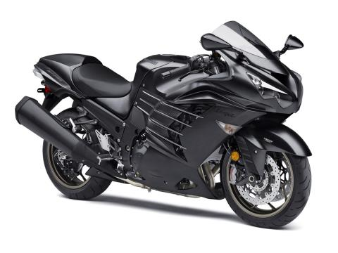 2016 Kawasaki Ninja ZX-14R ABS SE in Cary, North Carolina - Photo 2