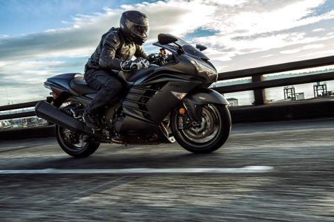 2016 Kawasaki Ninja ZX-14R ABS SE in Cary, North Carolina - Photo 10