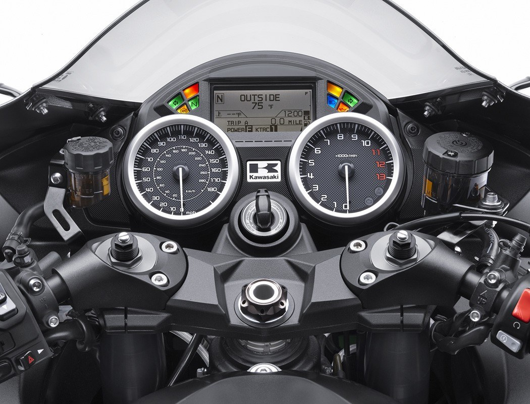 2016 Kawasaki Ninja ZX-14R ABS SE in Auburn, New York