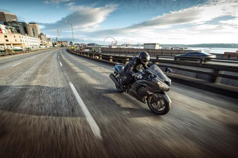 2016 Kawasaki Ninja ZX-14R ABS SE in Winterset, Iowa