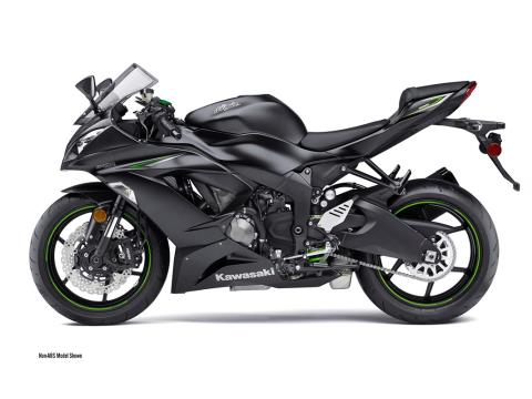 2016 Kawasaki Ninja ZX-6R in Winterset, Iowa