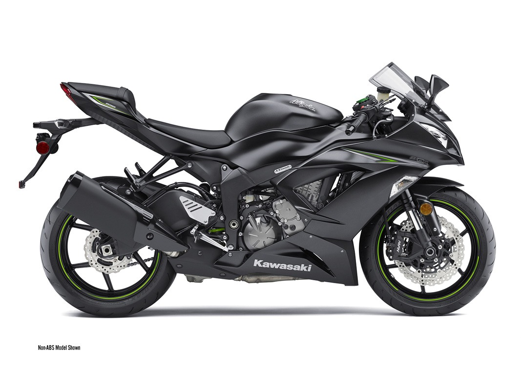 2016 Kawasaki Ninja ZX-6R in Cedar Falls, Iowa - Photo 1