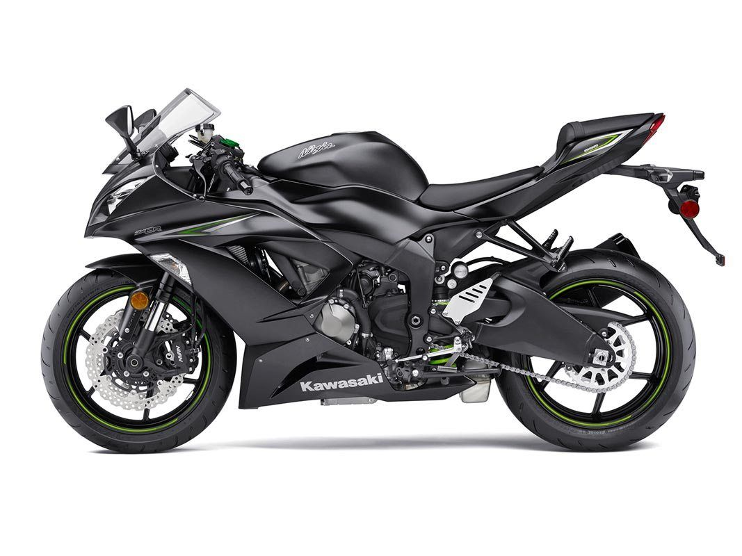 2016 Kawasaki Ninja ZX-6R ABS in Fort Pierce, Florida