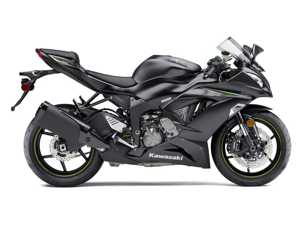 2016 Kawasaki Ninja ZX-6R ABS in Fort Wayne, Indiana