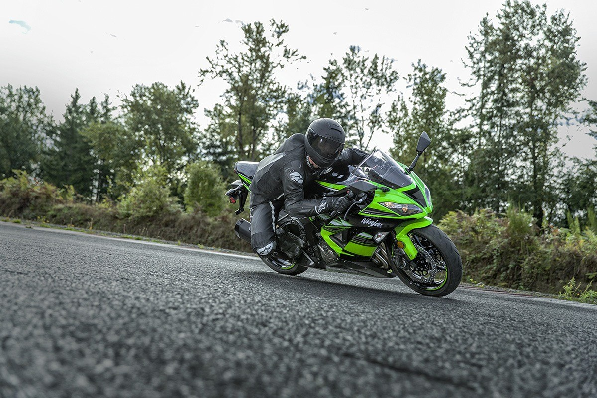2016 Kawasaki Ninja ZX-6R ABS KRT Edition in Fort Pierce, Florida