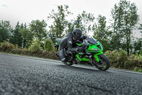 2016 Kawasaki Ninja ZX-6R KRT Edition in North Reading, Massachusetts - Photo 4