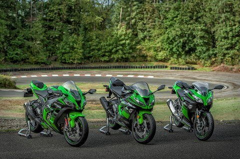 2016 Kawasaki Ninja ZX-6R KRT Edition in North Reading, Massachusetts - Photo 9