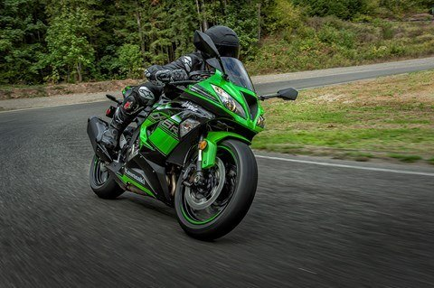 2016 Kawasaki Ninja ZX-6R KRT Edition in North Reading, Massachusetts - Photo 13