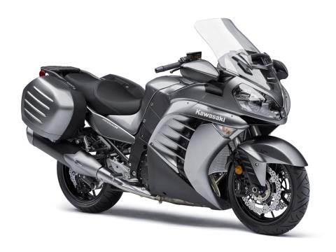 2016 Kawasaki Concours 14 ABS in North Reading, Massachusetts
