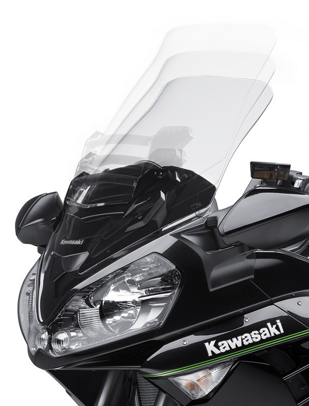 2016 Kawasaki Concours 14 ABS in Howell, Michigan