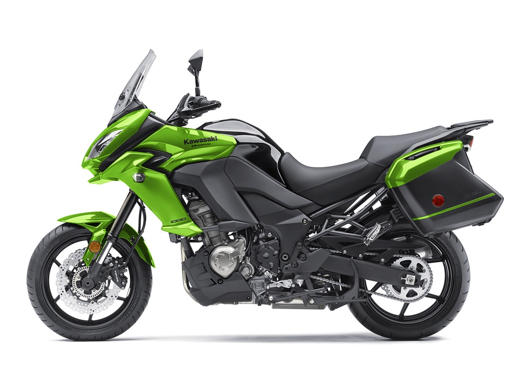 2016 Kawasaki Versys 1000 LT in Bakersfield, California - Photo 2
