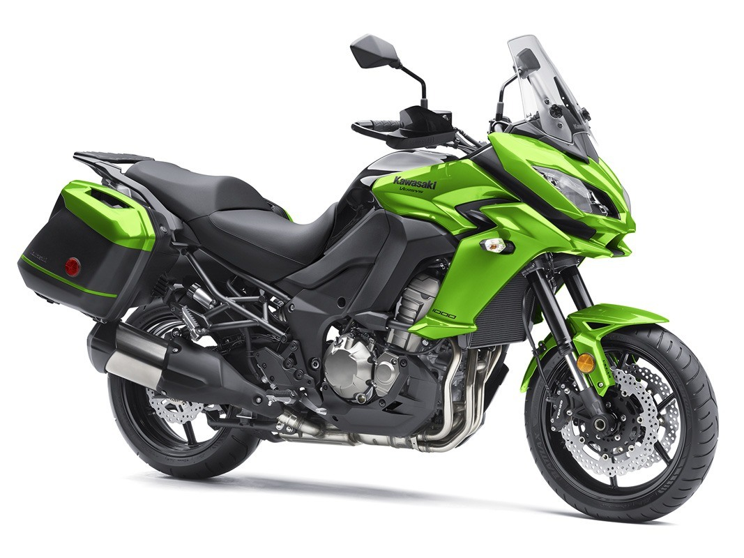 2016 Kawasaki Versys 1000 LT in Jamestown, New York