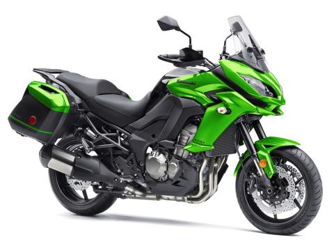 2016 Kawasaki Versys 1000 LT in Bristol, Virginia