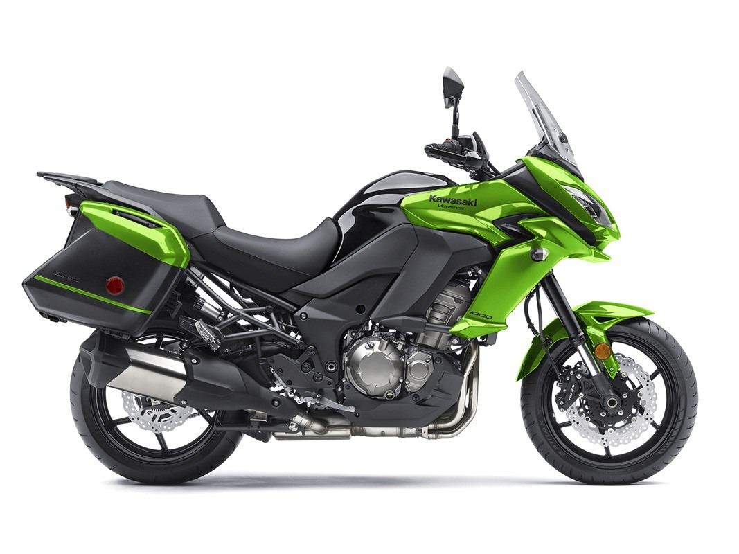 2016 Kawasaki Versys 1000 LT in North Reading, Massachusetts - Photo 1