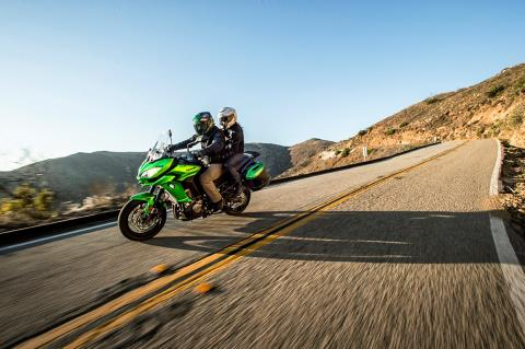 2016 Kawasaki Versys 1000 LT in San Francisco, California - Photo 22