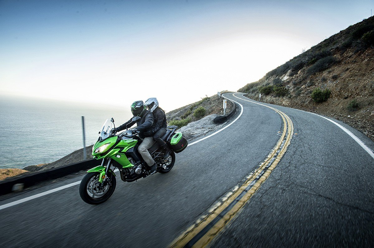 2016 Kawasaki Versys 1000 LT in San Francisco, California - Photo 23