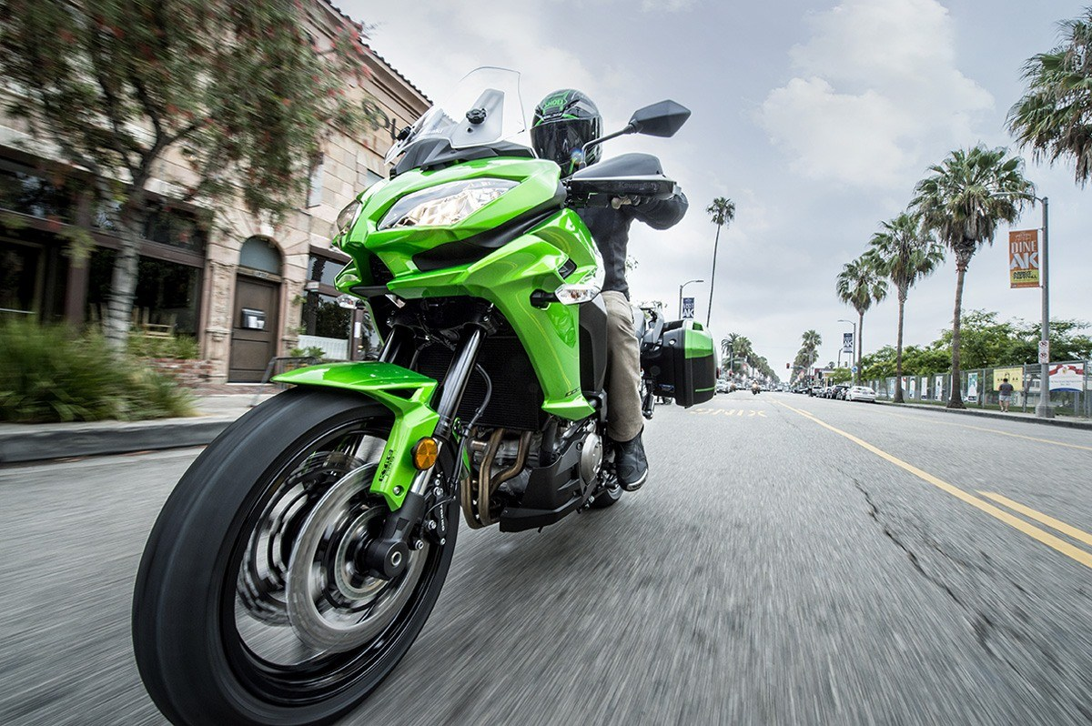 2016 Kawasaki Versys 1000 LT in Bakersfield, California - Photo 25