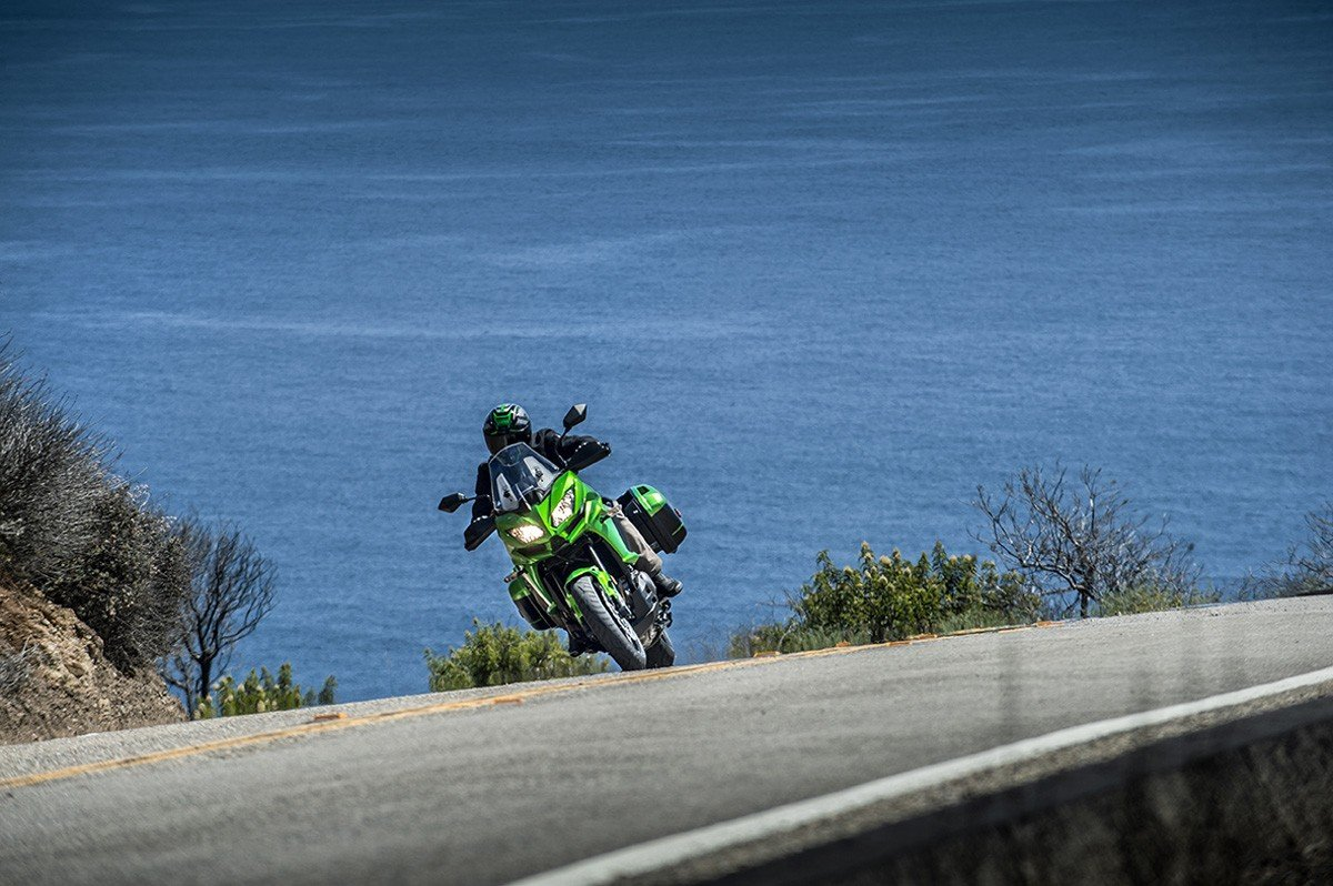 2016 Kawasaki Versys 1000 LT in San Francisco, California - Photo 26