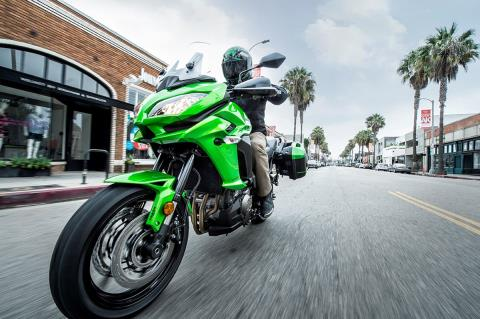 2016 Kawasaki Versys 1000 LT in San Francisco, California - Photo 27
