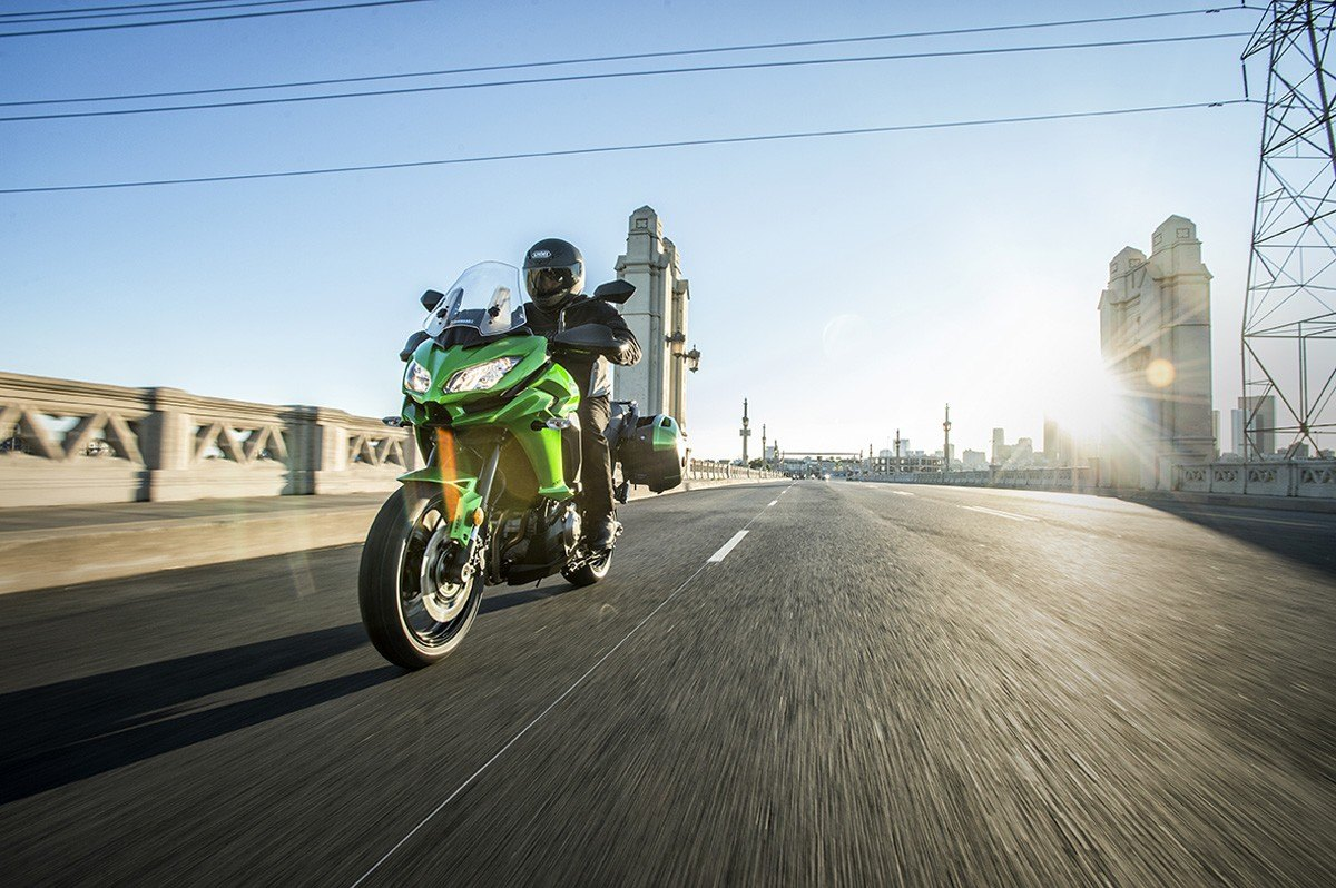 2016 Kawasaki Versys 1000 LT in San Francisco, California - Photo 28