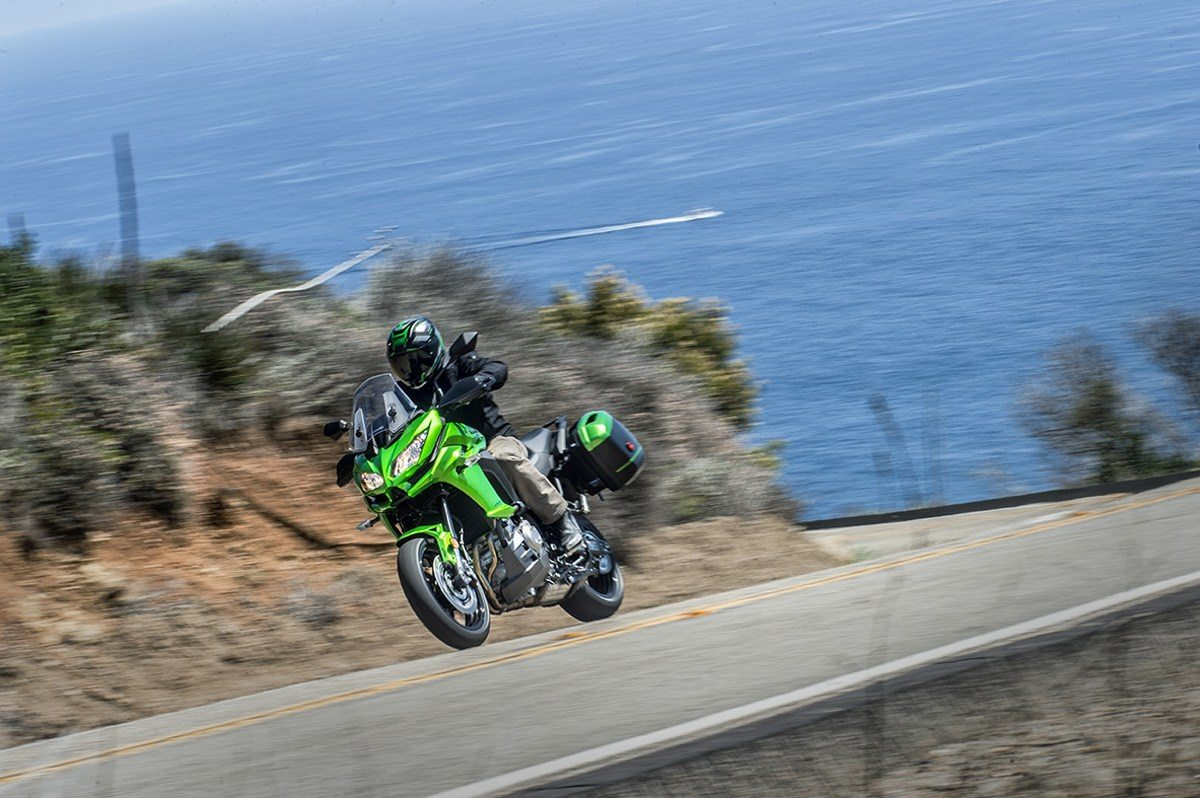 2016 Kawasaki Versys 1000 LT in Bakersfield, California - Photo 29