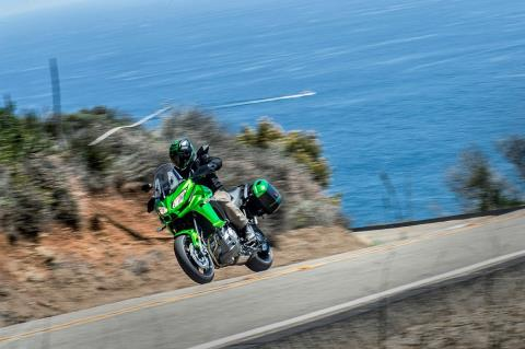 2016 Kawasaki Versys 1000 LT in San Francisco, California - Photo 29