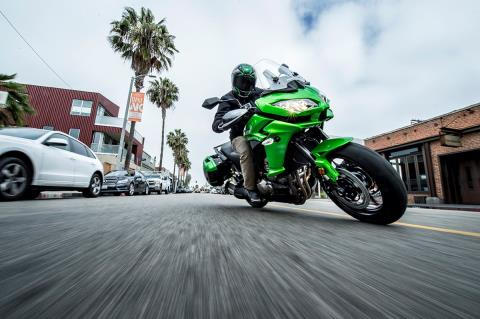 2016 Kawasaki Versys 1000 LT in San Francisco, California - Photo 30
