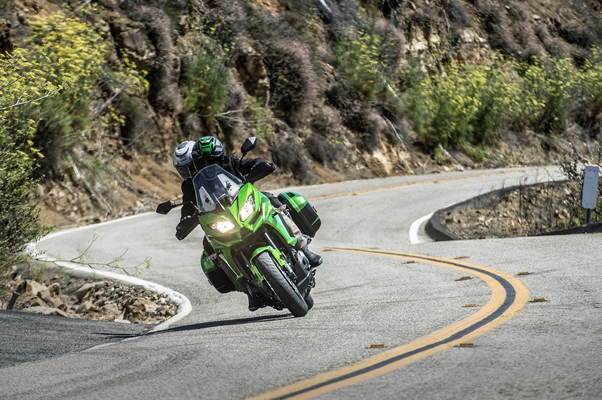 2016 Kawasaki Versys 1000 LT in San Francisco, California - Photo 31