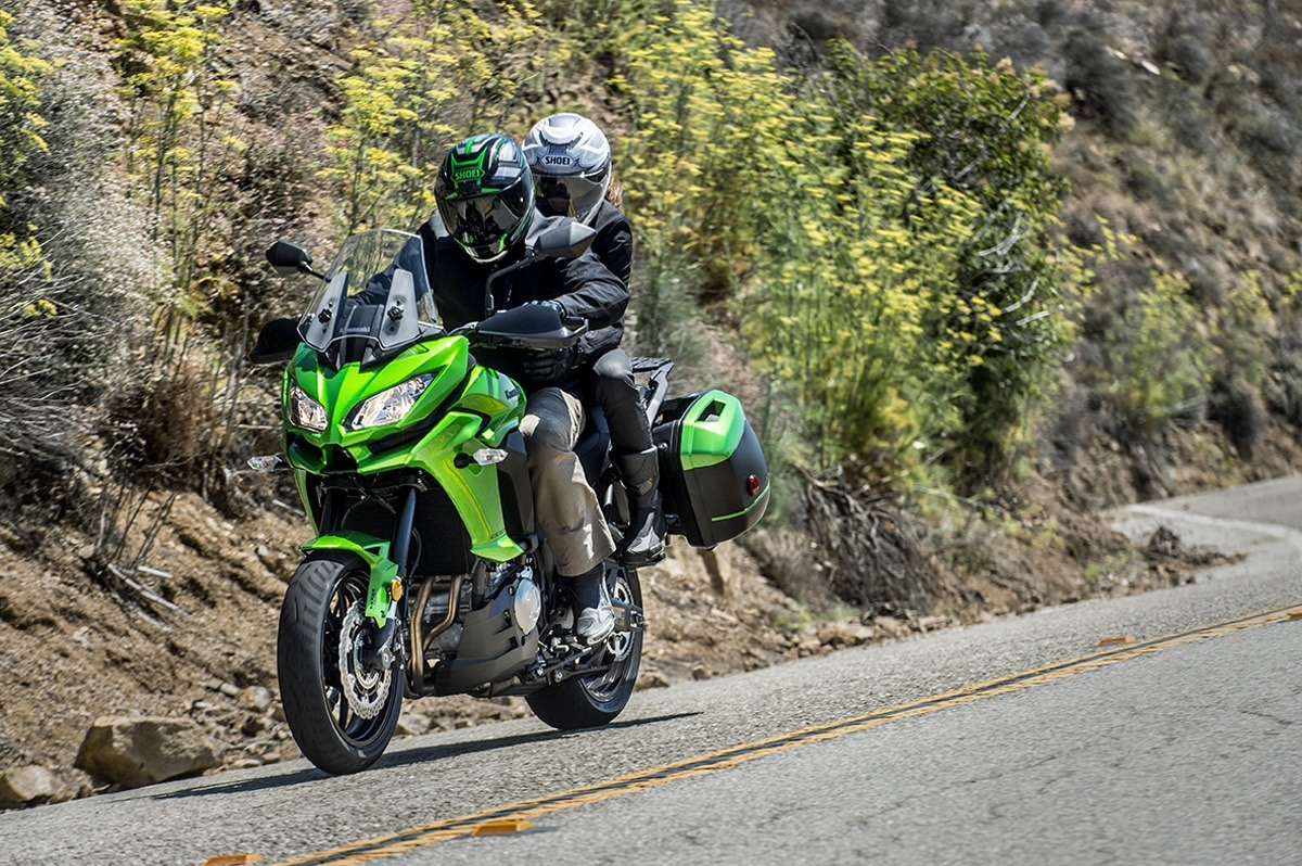 2016 Kawasaki Versys 1000 LT in Bakersfield, California - Photo 33
