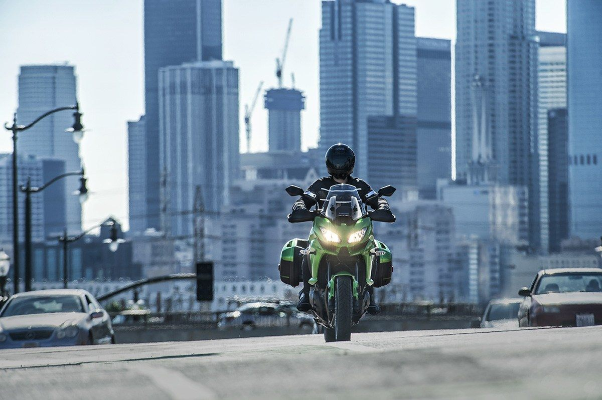 2016 Kawasaki Versys 1000 LT in San Francisco, California - Photo 34