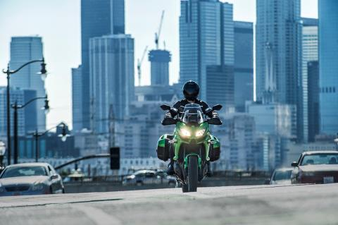 2016 Kawasaki Versys 1000 LT in North Reading, Massachusetts - Photo 34