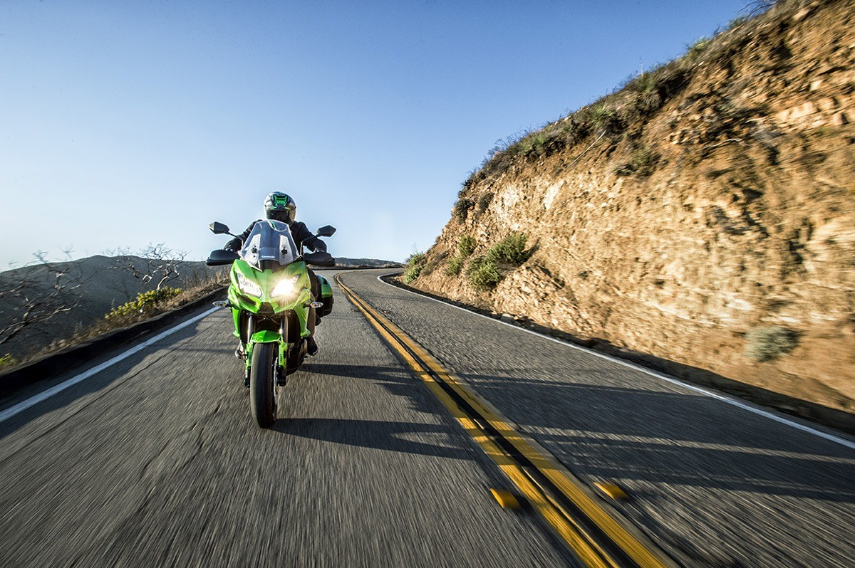 2016 Kawasaki Versys 1000 LT in Bakersfield, California - Photo 37