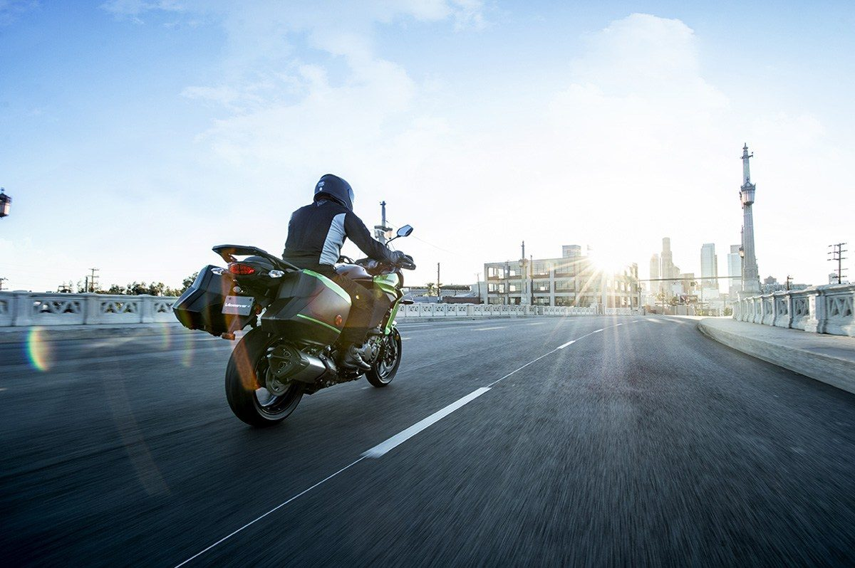 2016 Kawasaki Versys 1000 LT in San Francisco, California - Photo 38