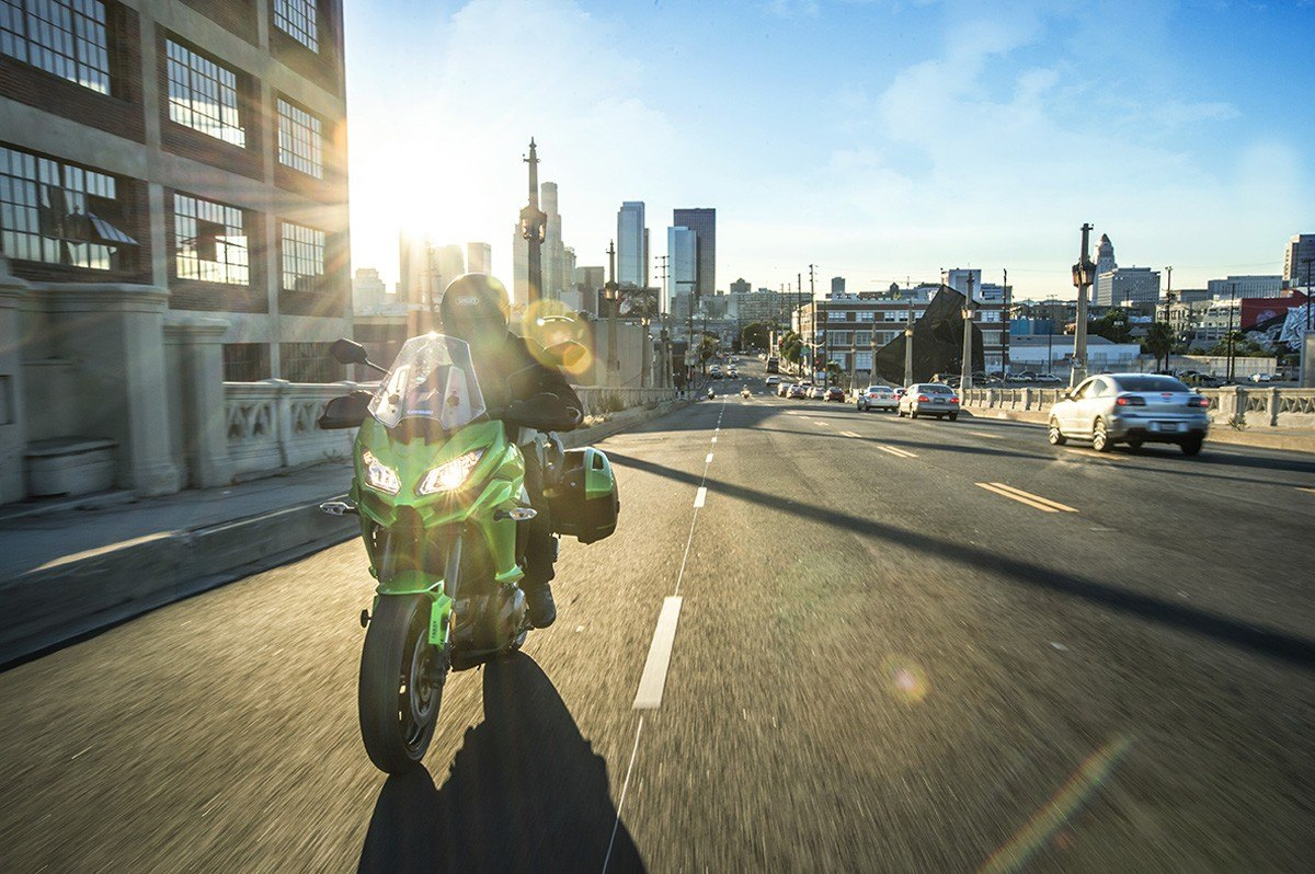 2016 Kawasaki Versys 1000 LT in San Francisco, California - Photo 39