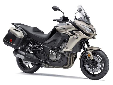 2016 Kawasaki Versys 1000 LT in Decorah, Iowa