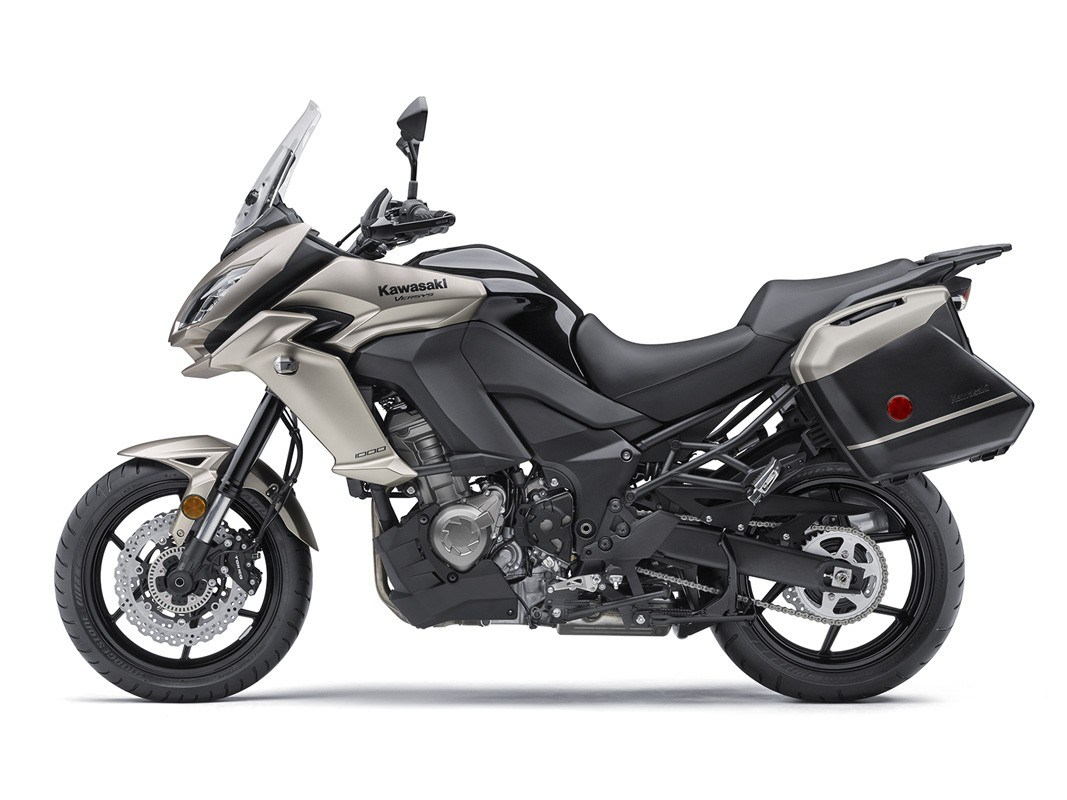 2016 Kawasaki Versys 1000 LT in New Castle, Pennsylvania