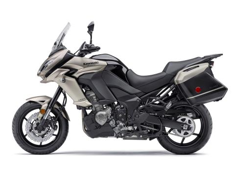 2016 Kawasaki Versys 1000 LT in Kittanning, Pennsylvania - Photo 4