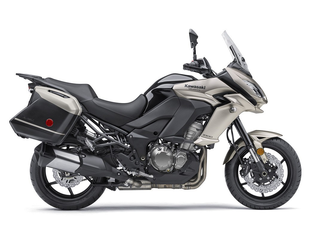 new 2016 kawasaki versys 1000 lt motorcycles in south paris, me