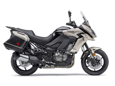 2016 Kawasaki Versys 1000 LT in North Reading, Massachusetts