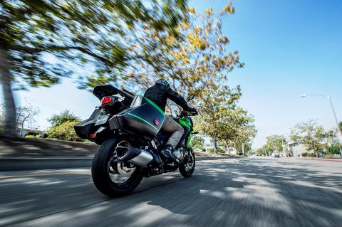 2016 Kawasaki Versys 1000 LT in Kittanning, Pennsylvania - Photo 17